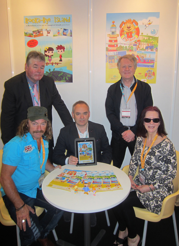 Monster Launches Pip Ahoy! at MIP