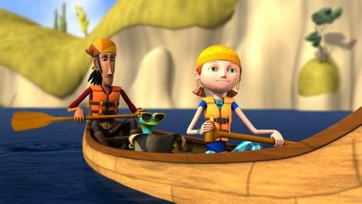 Pirates, Adventures in Art