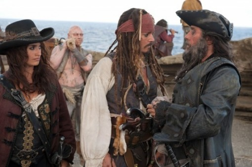 Pirates of the Caribbean: On Stranger Tides (Disney)