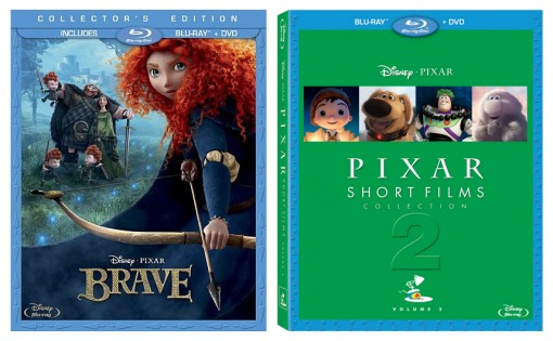 Pixar's Brave / Short Films Collection 2