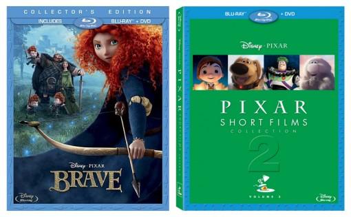 Pixar's Brave / Short Films Collection 2