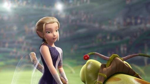 Pixie Hollow Games - Glimmer