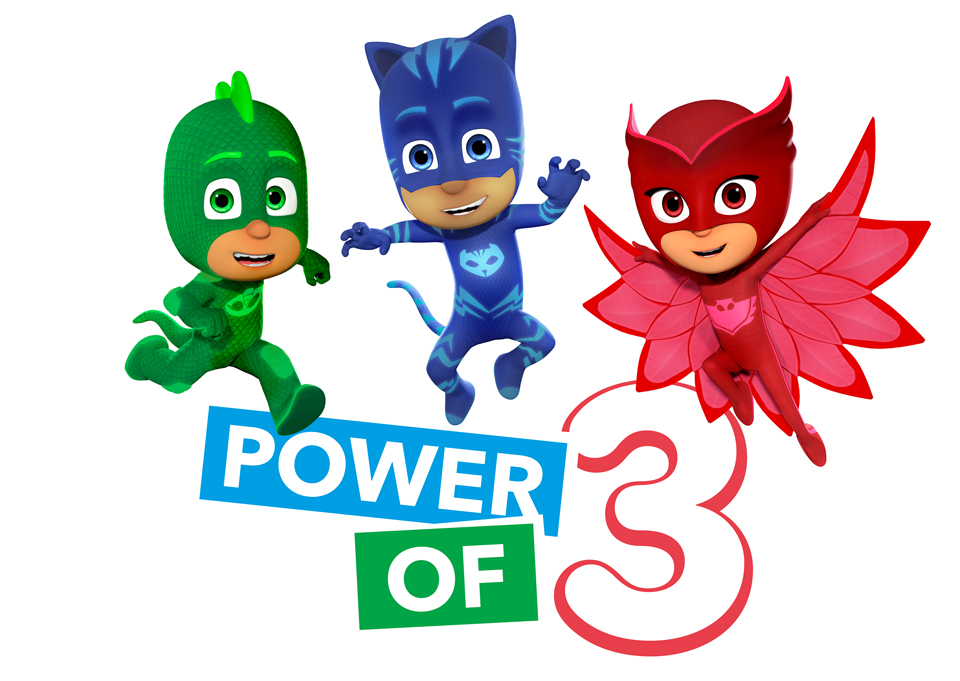 EOne's 'PJ Masks' Teams With Youth Sport Trust UK