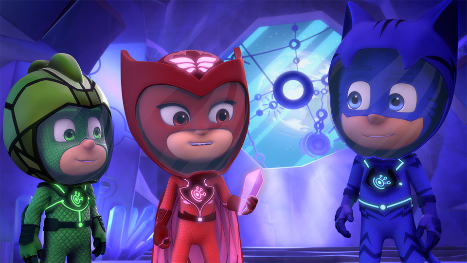 exclusive pics pj masks blasts off with moonstruck special march 9