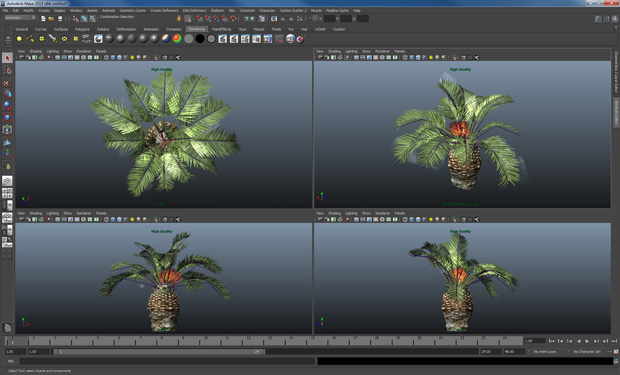 Plant Factory Producer screen