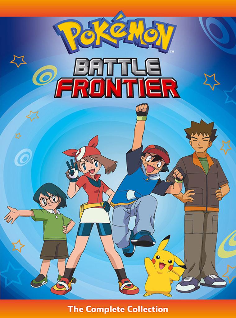 Pokemon: Battle Frontier