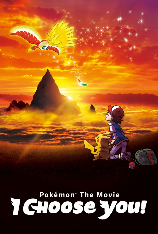 Pokemon the Movie: I Choose You