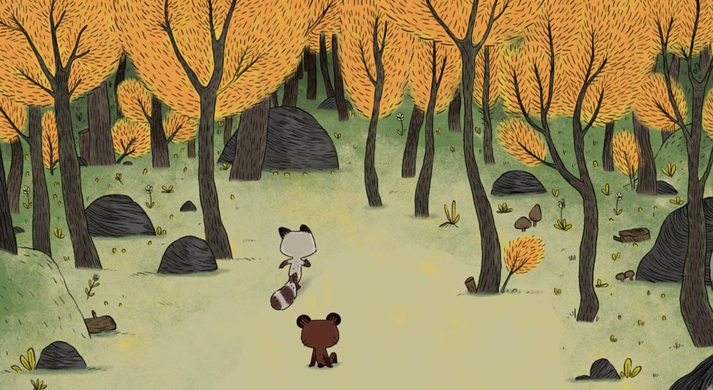 Pompon Little Bear