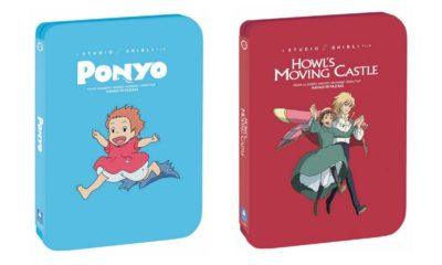 Ponyo and Howl's Moving Castle