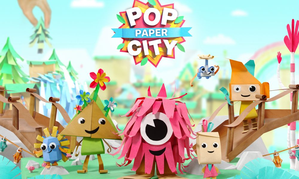 Pop Paper City