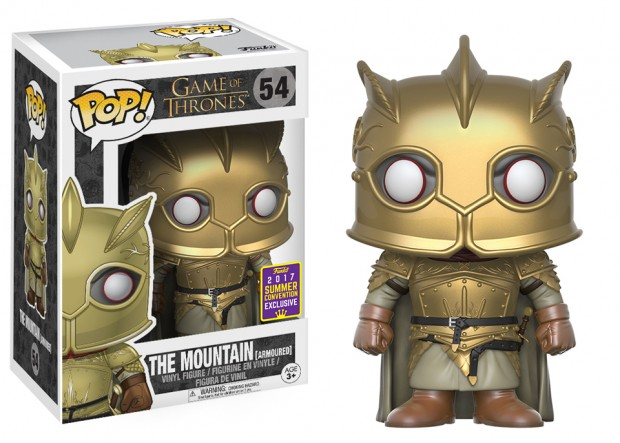 POP! of The Mountain from Game of Thrones