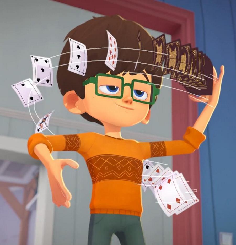 Presto! School of Magic