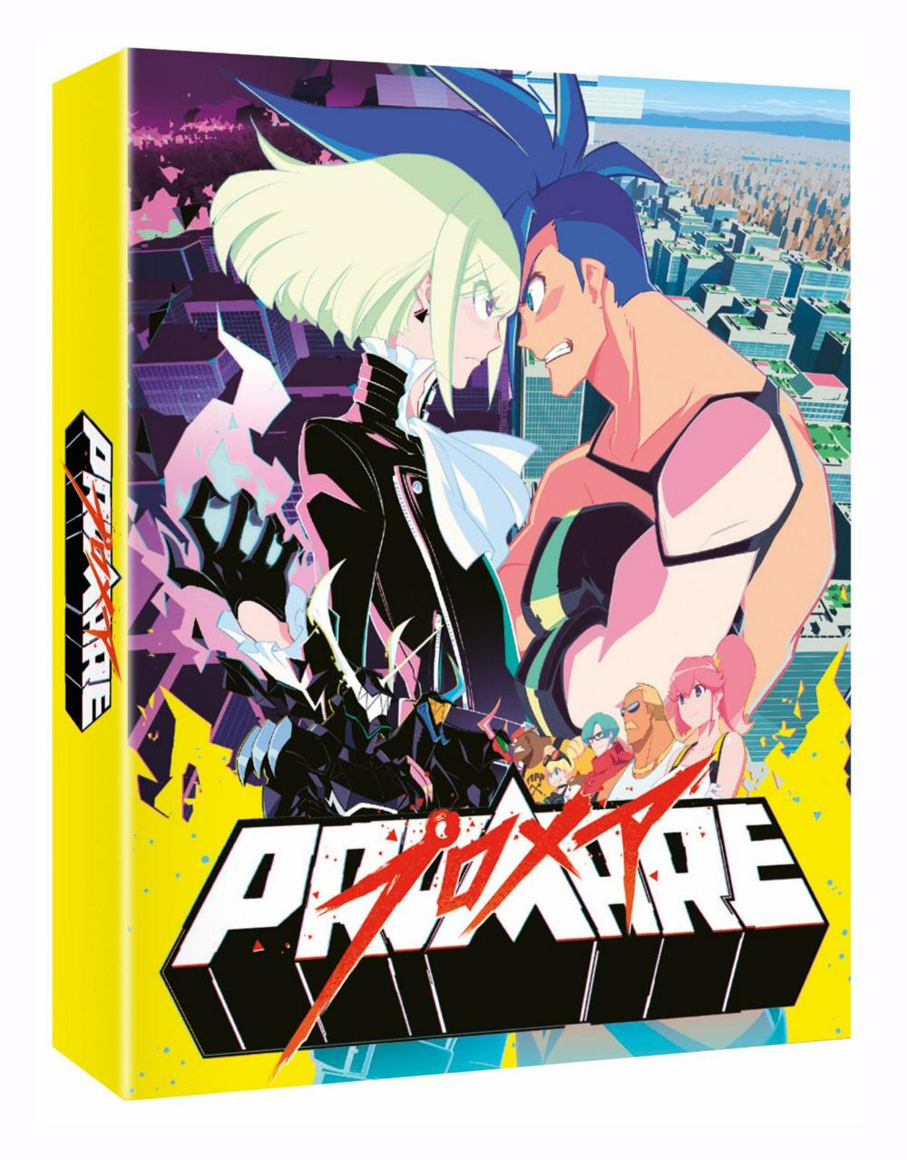Promare Collector's Edition