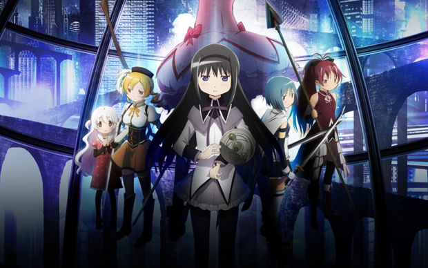 Puella Magi Madoka Magica the Movie – Rebellion