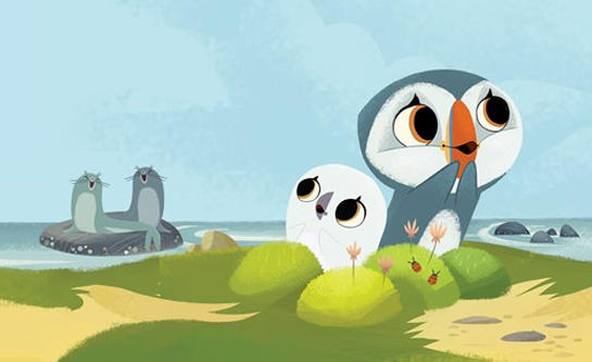 Cartoon Saloon And Dog Ears To Launch Puffin Rock