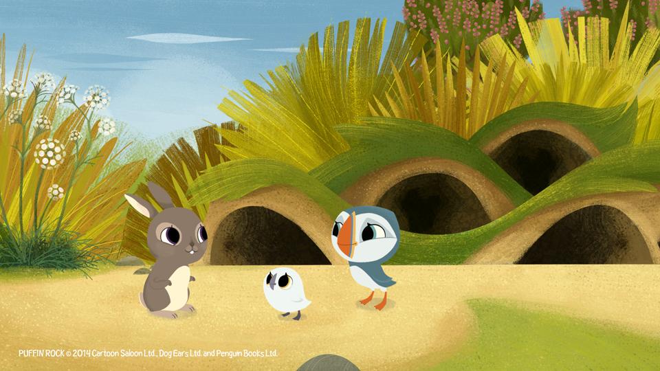 superights plucks  u0026 39 puffin rock u0026 39