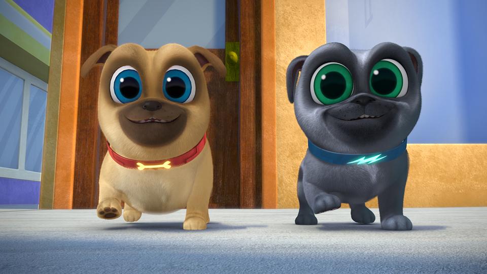 Disney Junior Adopts Second Puppy Dog Pals Season