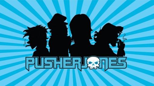 PusherJones