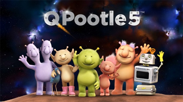 Q Pottle Five