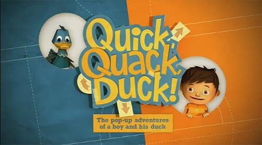 Quick, Quack, Duck!