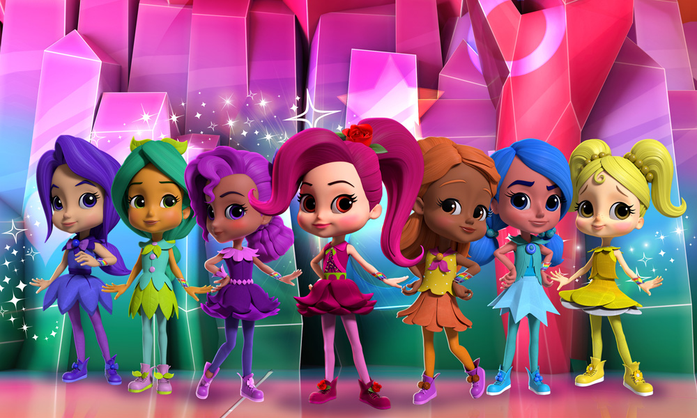 GBI's 'Rainbow Rangers' Set for LatAm Launch on Nick Jr ...