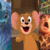Raya and the Last Dragon / Tom and Jerry / The Croods: A New Age