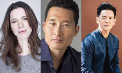 Rebecca Hall, Daniel Dae Kim, and John Cho