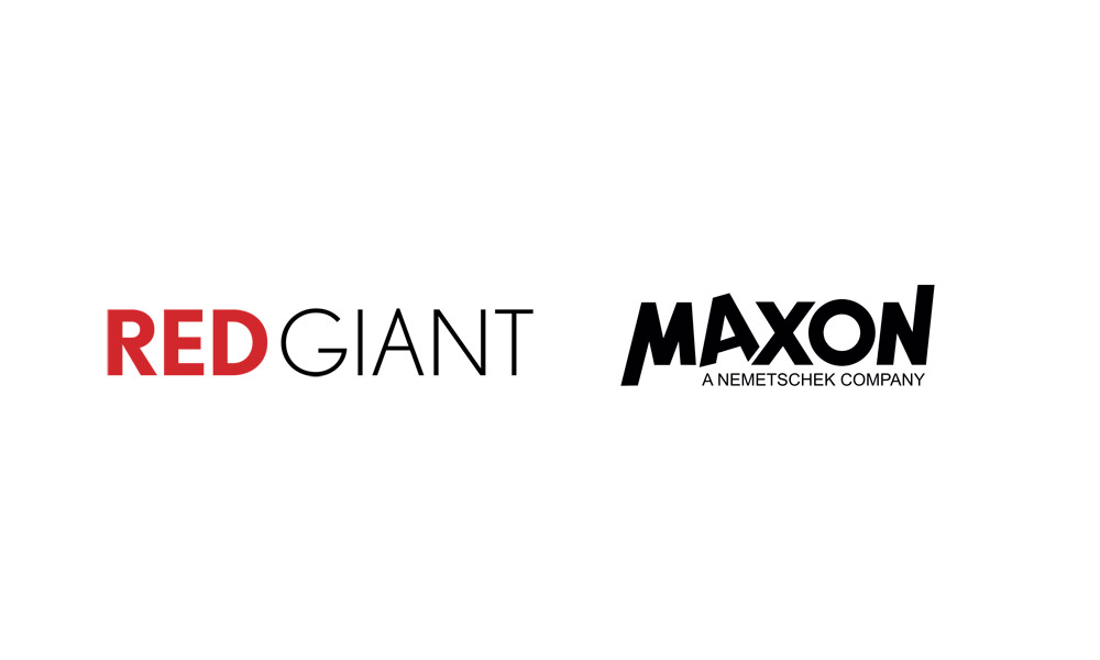 Red Giant and Maxon