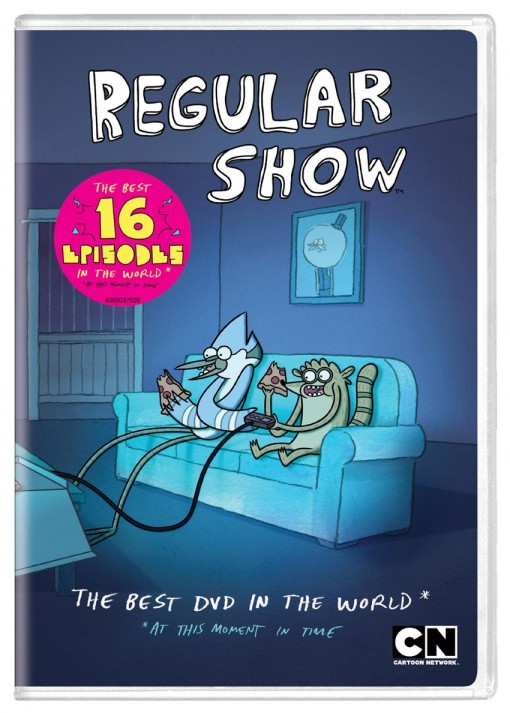 Regular Show: The Best DVD in the World *At this Moment in Time DVD