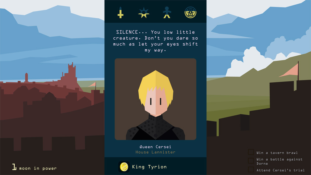 Trailer: 'Reigns: Game of Thrones' Pre-Orders Open ...