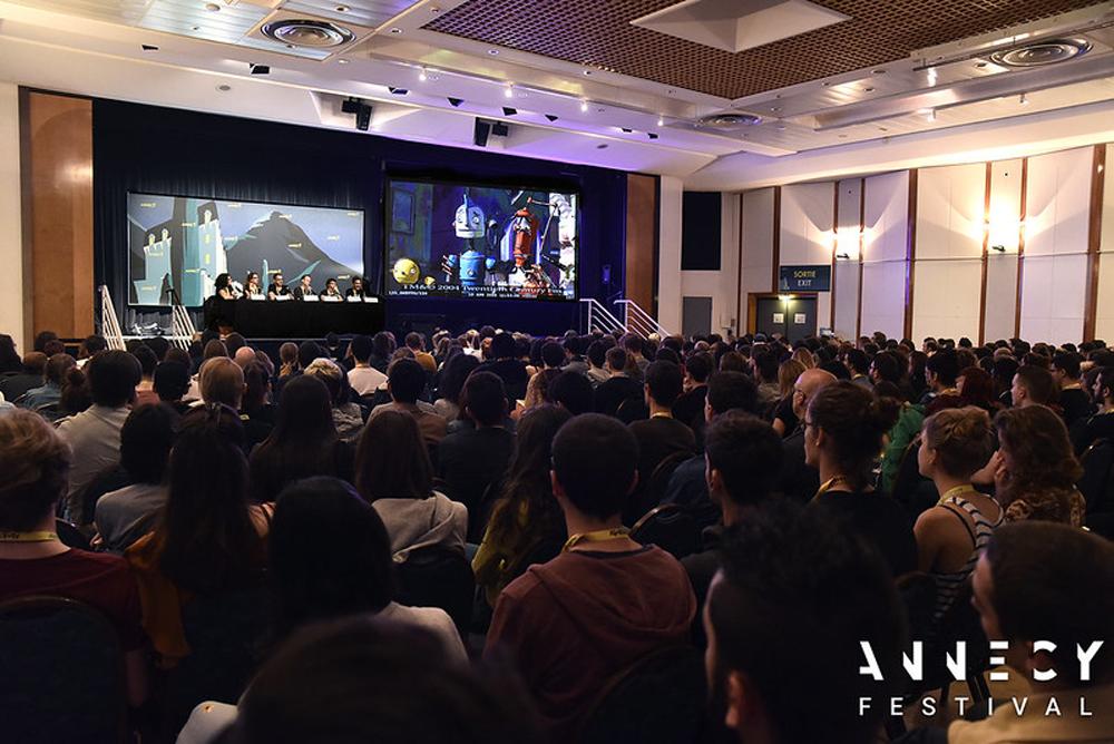 MIFA Conference [Photo: Annecy Festival/K. Pauli]