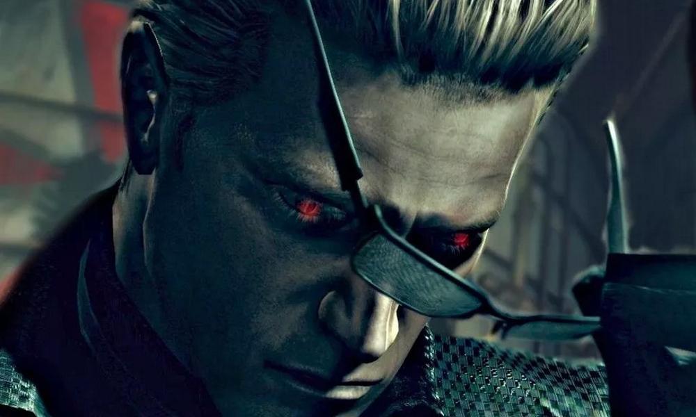 Albert Wesker in Resident Evil 5 (2009); Capcom