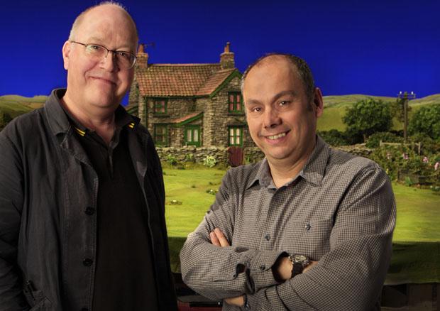 Richard Starzak and Mark Burton