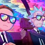 Rick and Morty x Run The Jewels: Oh Mama