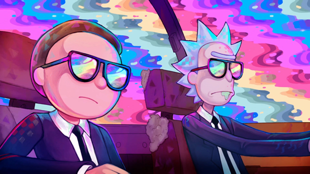 Rick and Morty x Run the Jewels in promo video for Adult Swim Festival