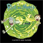 Rick and Morty Calendar