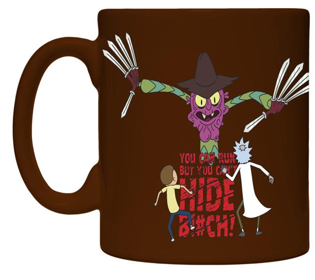 Rick and Morty mug