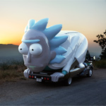 Rick and Morty #Rickmobile