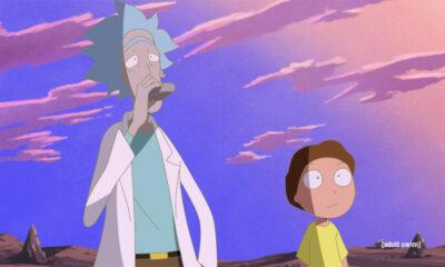 Summer Meets God (Rick Meets Evil)