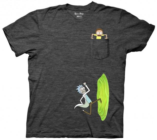 Rick and Morty tshirt