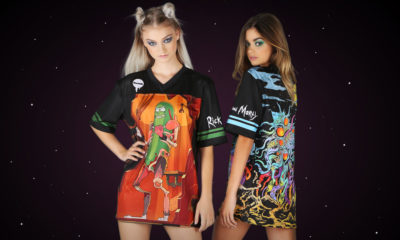 Rick and Morty x Black Milk