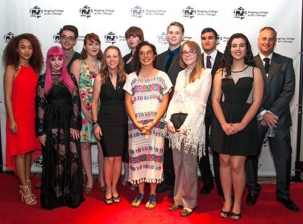 Ringling Designates 2015-16 Trustee Scholars
