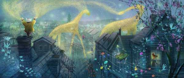 sanders studio offers rise of the guardians art