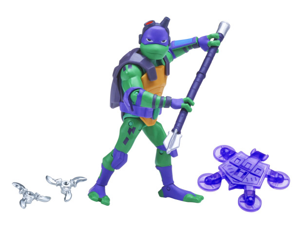 Playmates SDCC Rise of the Teenage Mutant Ninja Turtles Donnie
