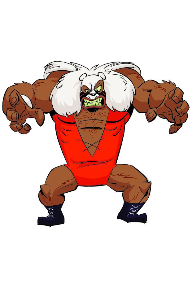 Jorge Gutierrez voices Ghostbear in Nickelodeon's Rise of the Teenage Mutant Ninja Turtles.