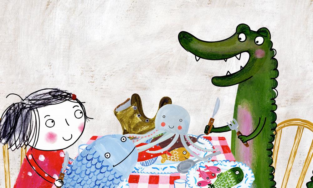 Rita & Crocodile