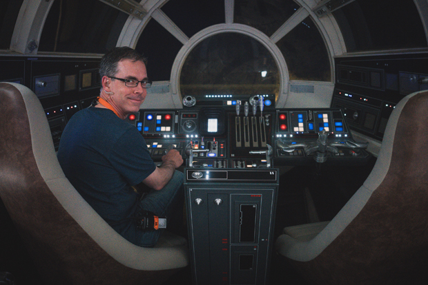 Rob Bredow. Photo courtesy Lucasfilm, Ltd.
