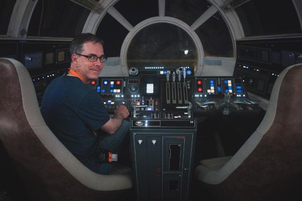 Rob Bredow. Photo courtesy Lucasfilm, Ltd.