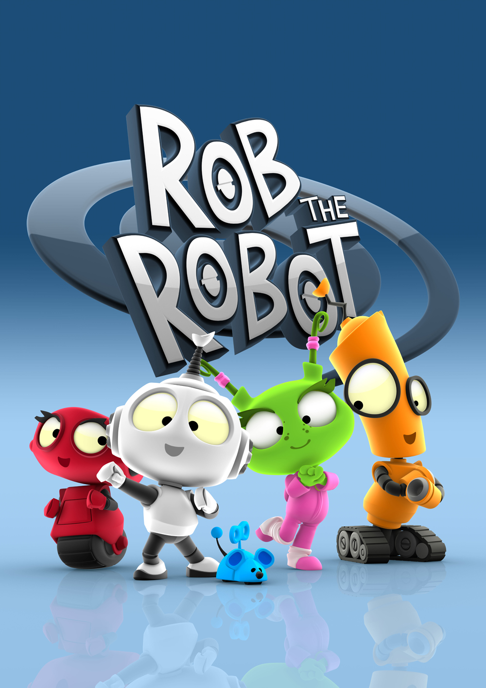 EOne Nabs Solos Rights For    Rob The Robot    S2