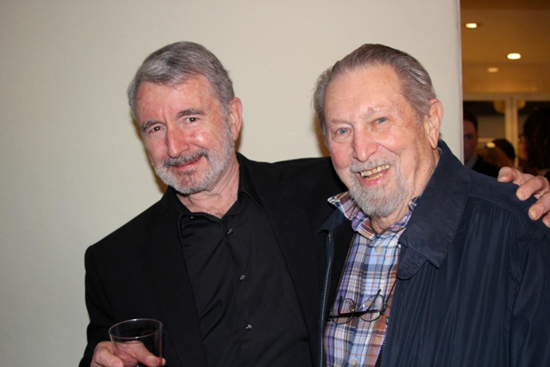 Jim Keeshan and Robert Balser